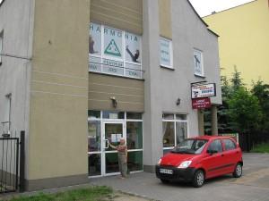 Centrum na Gnieźnieńskiej